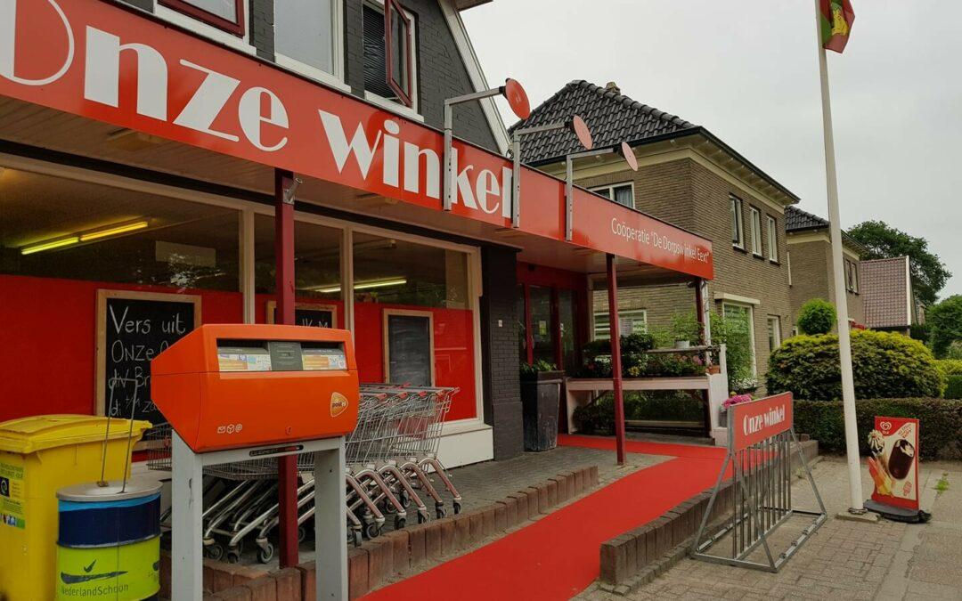 1e Nieuwsbrief Onze Winkel 2021!