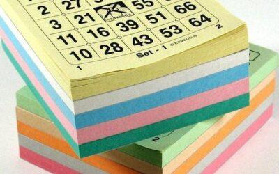 Online Bingo zondag 7 maart
