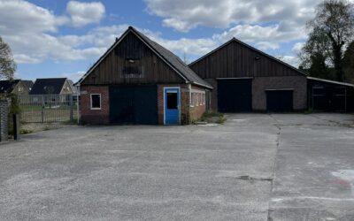 Woningbouw op terrein Lanjouw-Vedder te Eext